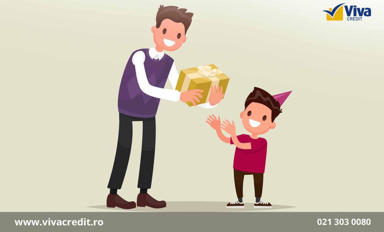 cadou pentru copil