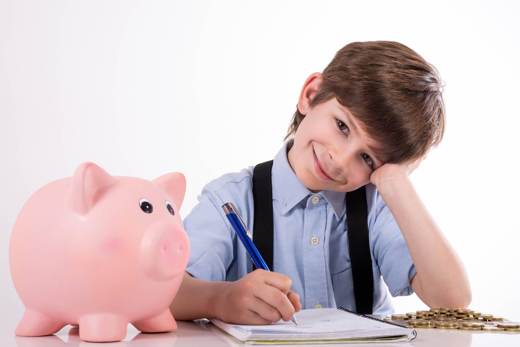 copii, bani, educatie financiara