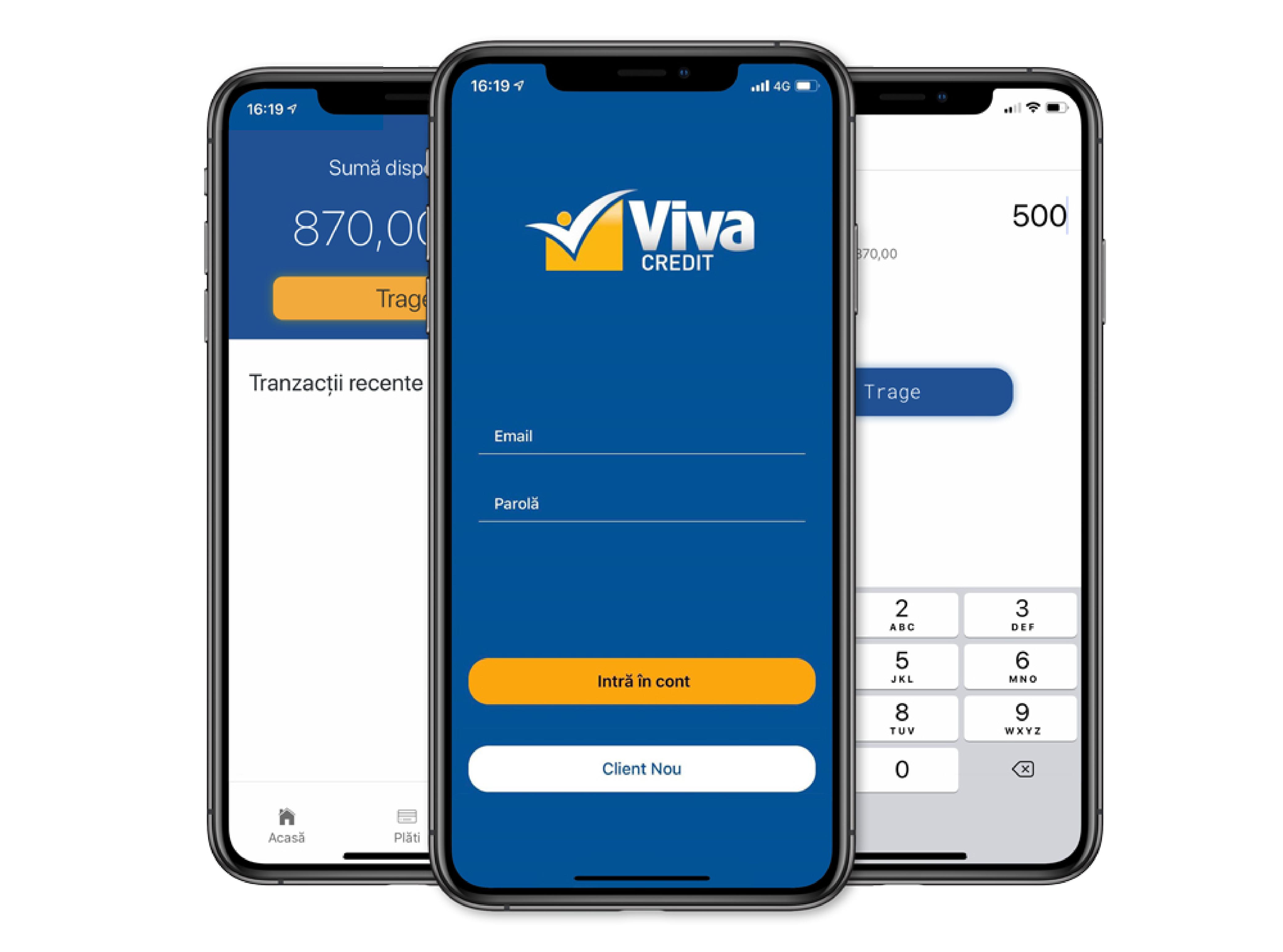 aplicatie mobila, imprumut, cumparaturi, cumparaturi online, viva credit